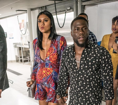 "Kevin Hart's Wife Eniko ""Can't Trust"" Husband, ""Very Upset"""