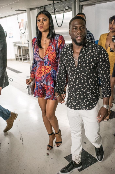 """Kevin Hart's Wife Eniko """"Can't Trust"""" Husband, """"Very Upset"""""""