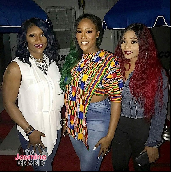 """SWV's Lelee Trashes 'Hip Hop Honors': """"I'm so sick of the d*ck riding, popularity contests!"""""""