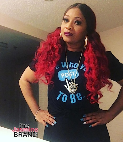 "SWV's Lelee Trashes 'Hip Hop Honors': ""I'm so sick of the d*ck riding, popularity contests!"""