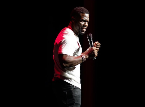 Kevin Hart Addresses Cheating Scandal (Sorta) At Comedy Show