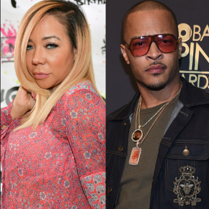 Tiny Buys T.I. B-Day Billboard Amidst Calling Off Divorce [Photo]