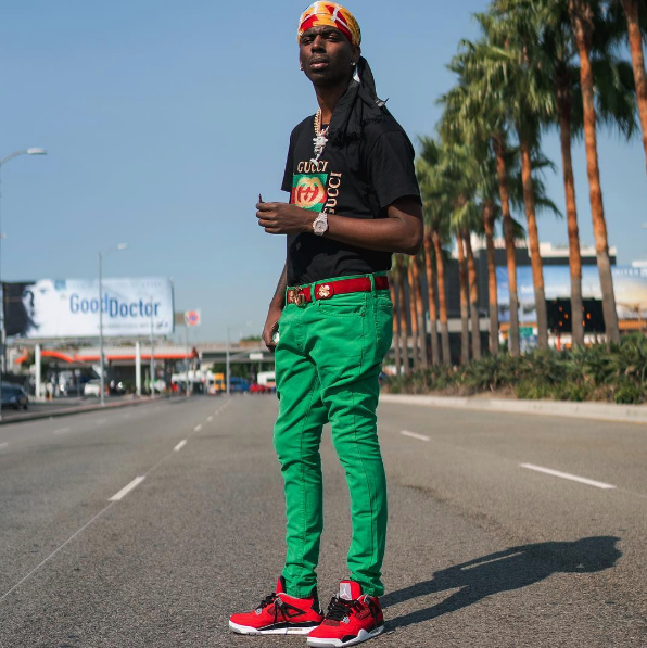 Young Dolph Says He Was Profiled By 15 Cops: I Hope Your Wives Are Home Sucking A Black Man's D**k! [VIDEO]