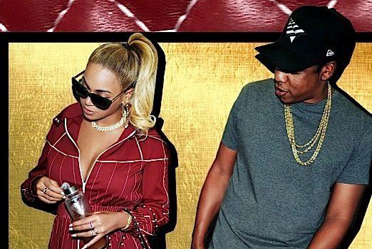 Beyonce & Jay-Z Hit Bruno Mars Concert [Photos]