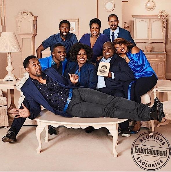 """""""Family Matters"""" Cast Reunites: Jaleel White, Kellie Williams, Darius McCrary"""