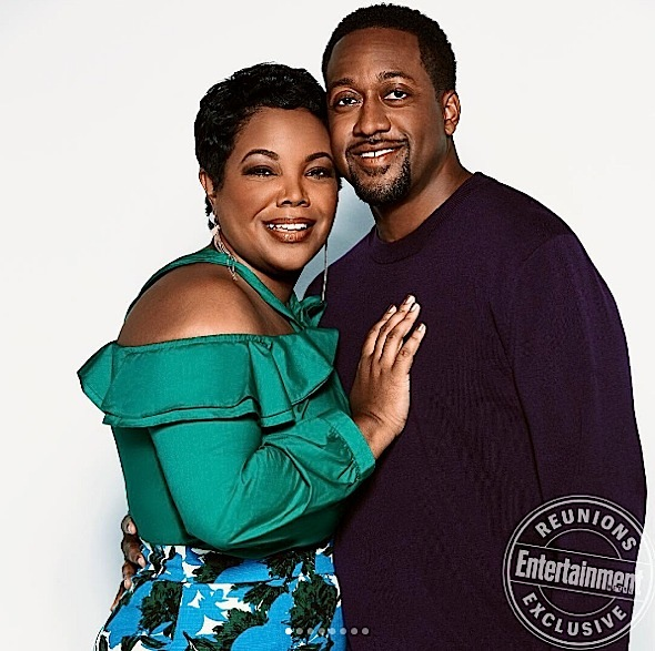 """Family Matters"" Cast Reunites: Jaleel White, Kellie Williams, Darius McCrary"