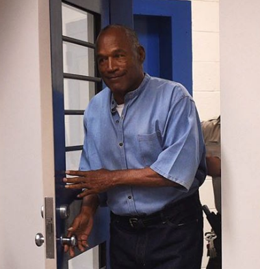 OJ Simpson May Be Released Next Monday