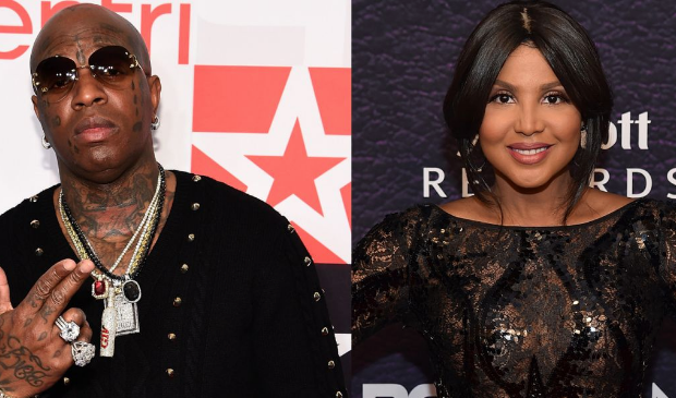 Toni Braxton & Birdman May Have Eloped, According to Tamar Braxton