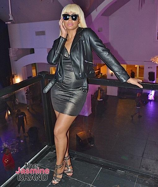 Tamar Braxton: I'm retiring from music.