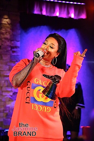 Kelly Price, Trina, Eva Marcille, Big Freedia, 112 At Hurricane Relief Concert