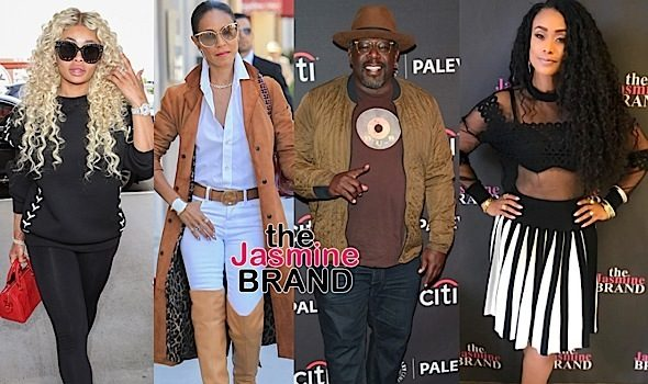Blac Chyna, Jada Pinkett-Smith, Cedric the Entertainer, Tami Roman, Yvette Nicole Brown [Celebrity Stalking]