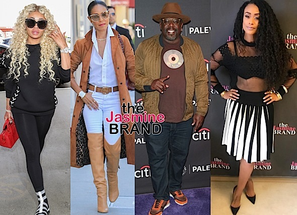 Blac Chyna, Jada Pinkett-Smith, Cedric the Entertainer, Tami Roman, Yvette Nicole Brown [Celebrity Stalking]