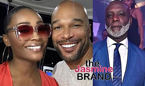 Peter Thomas Denies Confronting Cynthia Bailey's New Man While Filming RHOA