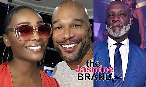 Peter Thomas Confronts Cynthia Bailey's New Man While Filming RHOA