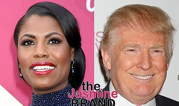 "Trump Calls Omarosa a ""Low Life"", Audio Of Her Being Fired From White House Released"