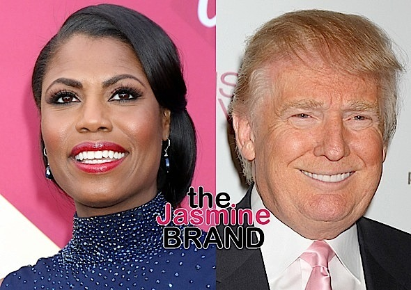 Omarosa Wants To Join Lawsuit Against Trump: I Was Paid Less Than Male Staffers!