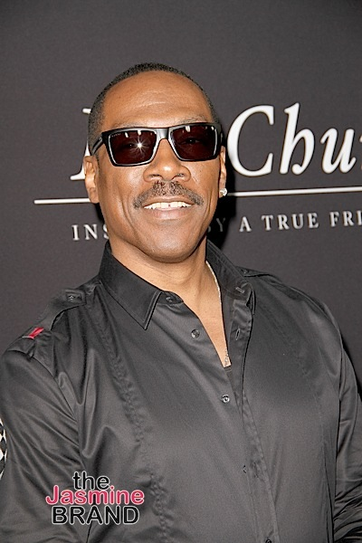 Eddie Murphy: I'm Going To Do Stand-Up Comedy Again!