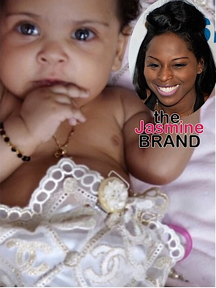 Surprise! Foxy Brown Reveals Infant Daughter [Photos]