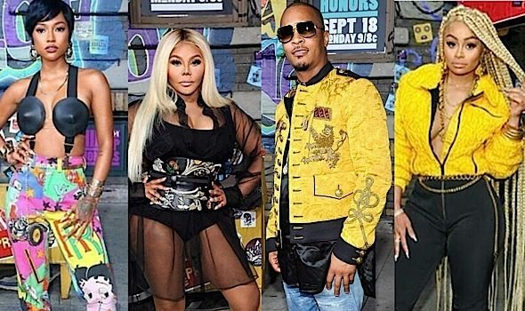 Hip Hop Honors: Remy Ma, Kelly Rowland, Faith Evans, Xscape, Regina Hall Spotted
