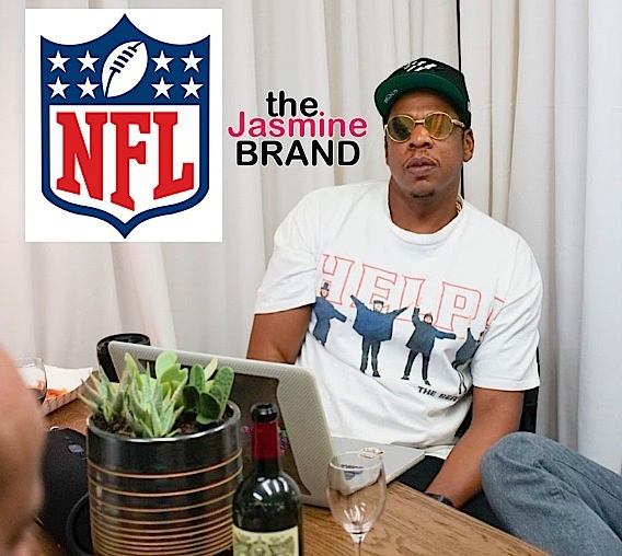 NFL Reacts To Rumors Jay-Z Turned Down Super Bowl Performance