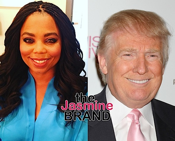 Donald Trump Trashes Jemele Hill After ESPN Suspends Her