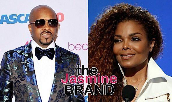 Janet Jackson & Jermaine Dupri Spotted Together