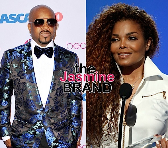 Janet Jackson & Jermaine Dupri Spotted Together
