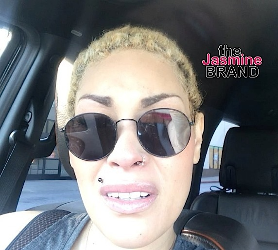 KeKe Wyatt Cries: I'm pregnant & my husband wants a divorce!