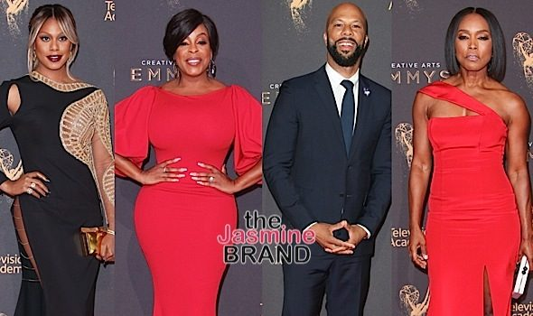 Creative Arts Emmy Awards: Aisha Tyler, Brian Tyree Henry, Courtney B. Vance, Laverne Cox, Niecy Nash Hit The Red Carpet