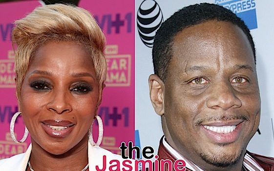 Mary J. Blige & Kendu Isaacs Settle Divorce