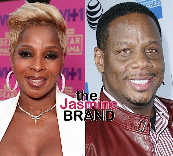 Mary J. Blige & Kendu Isaacs Officially Divorced