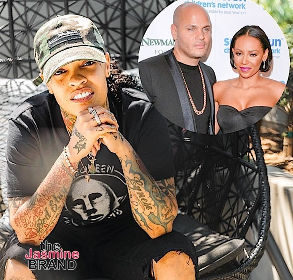 Mel B Accused of Threatening Reality Star/Rapper Siya Over Ex
