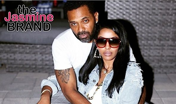 Mike Epps & Wife Kyra Robinson Expecting 1st Child Together [Photos]