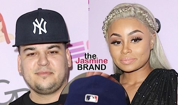 Rob Kardashian To Pay Blac Chyna $20k Per Month In Child Support