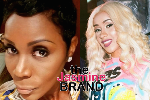 Ouch! Comedian Sommore Tells Cardi B: Just cuz you're busy, doesn't mean you're winning!