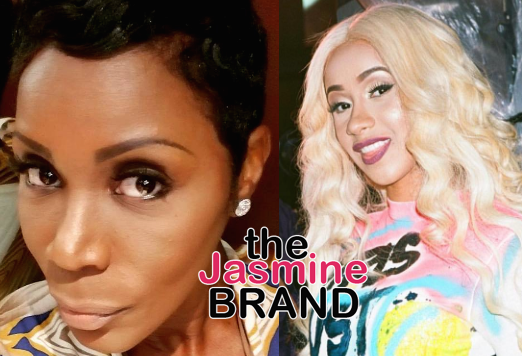 Comedian Sommore Tells Cardi B: Just 'cause you busy, don't mean you're winning!