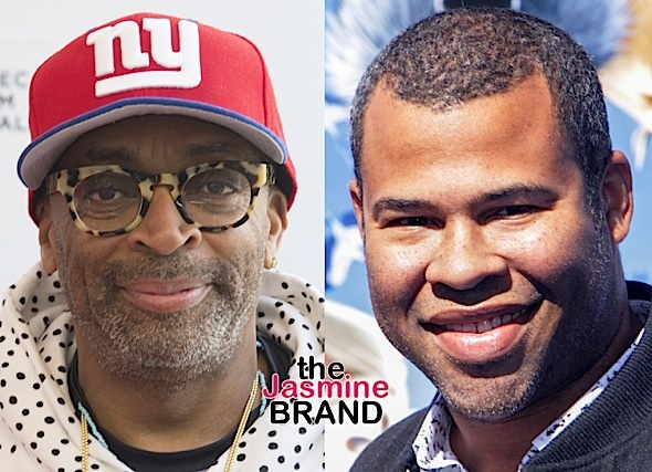 Spike Lee & Jordan Peele Team Up For 'Black Klansman' Thriller