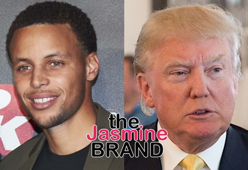 Trump To Steph Curry: You're NOT Invited To the White House