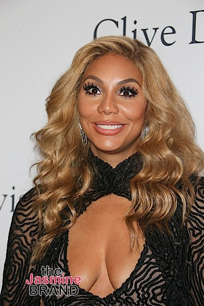 Tamar Braxton: I'm retiring from music.