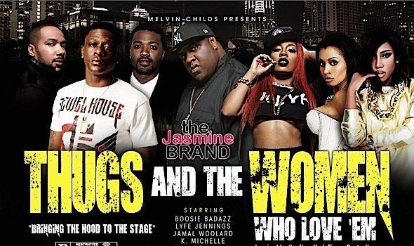 Ray J, K. Michelle, Boosie Badazz, Karlie Redd To Star In Hip Hop Musical
