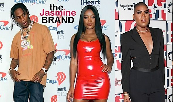 Shonda Rhimes, EJ Johnson Hit Vanguard Awards + DJ Khaled, Travis Scott & Khalid Hit iHeart Festival