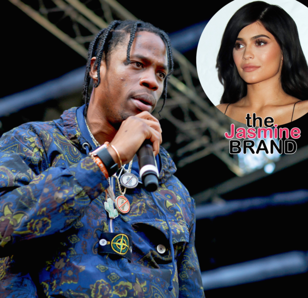Kylie Jenner Reveals She's Living With Her BFF & Not Baby Daddy Travis Scott