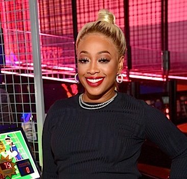 "Trina Talks Relationship & Joining ""Love & Hip Hop"": ""You're not throwing nothing, you're not spitting at me."""