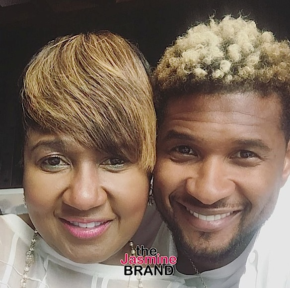 Usher's Mother Breaks Her Silence: I can't stand by & watch this!