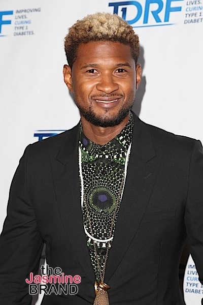 Usher Reacts To Rumors He Was Robbed: Me & My Crew Are Safe