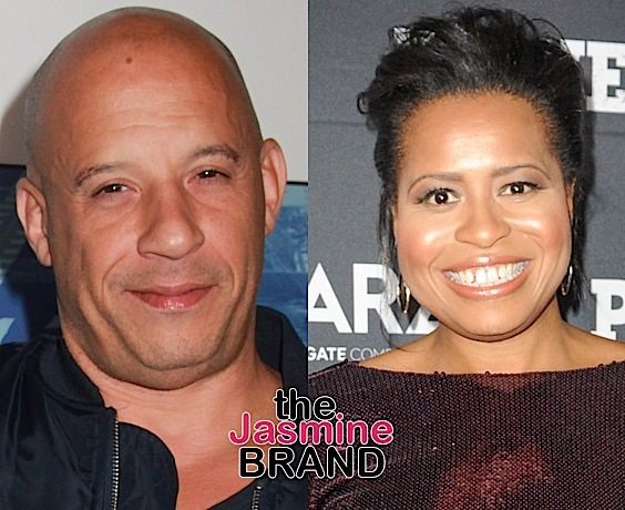 """Power's"" Courtney Kemp & Vin Diesel Team Up For 'Get Christie Love'"