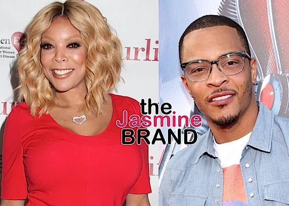 T.I. Hopes Wendy Williams Being Trashed Over Bikini Body Will Help Her Be Less Vindictive