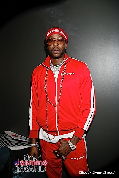 2 Chainz Feeds The Homeless Instead of Opening Atlanta Restaurant For Dine-In Service