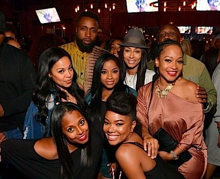 Tiffany Haddish, Keri Hilson, Jacob Latimore, Keshia Knight-Pulliam, Gabrielle Union Party In Atlanta