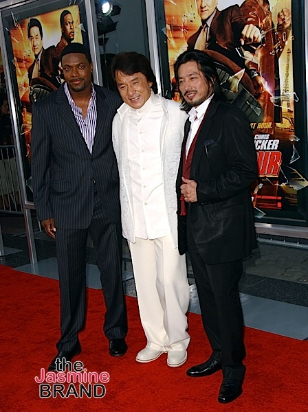 'Rush Hour 4' Movie On The Way, If Chris Tucker Agrees